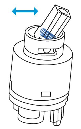 Ahorro de agua con el sistema limitador de caudal